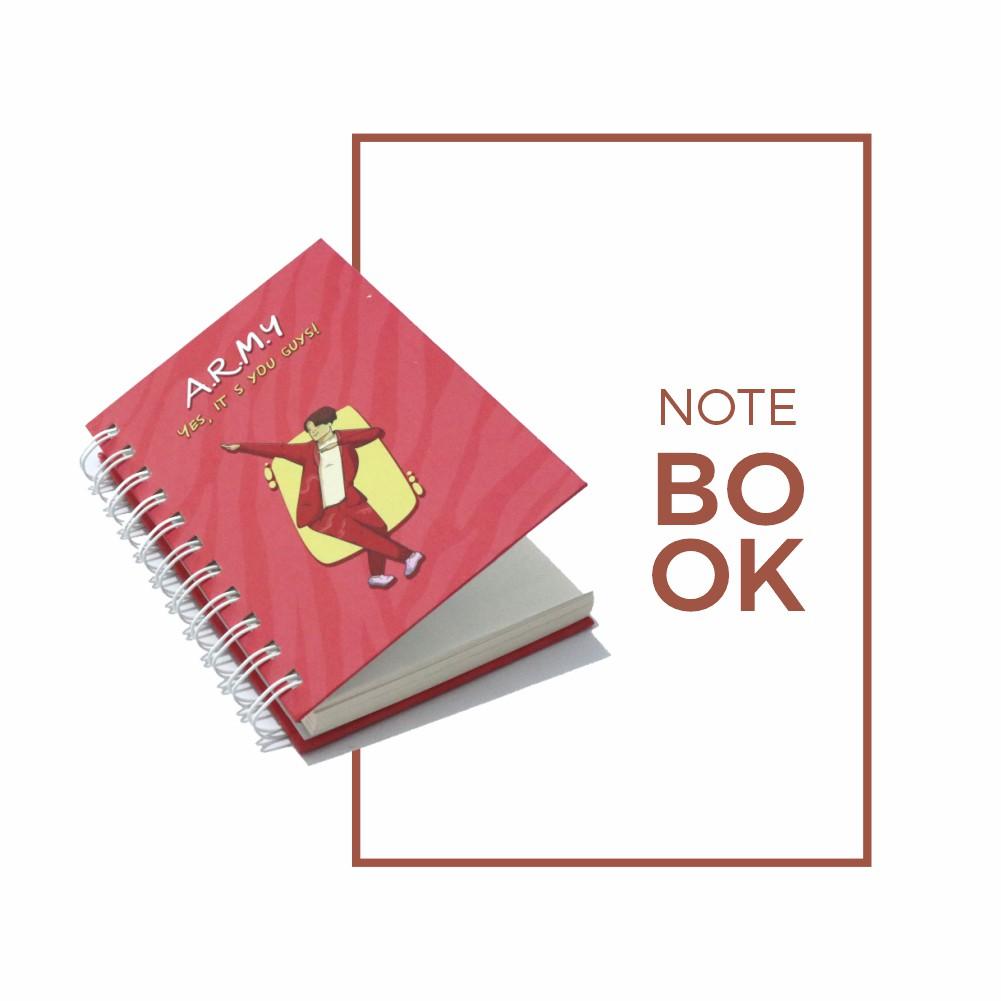 Souvenir Notebook (Bookpaper) Murah