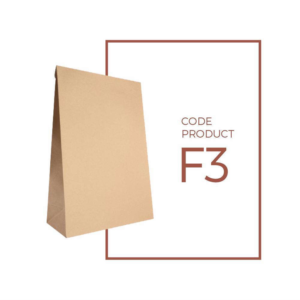 Paper Bag (tas kertas) Polos Model Amplop Online Shop