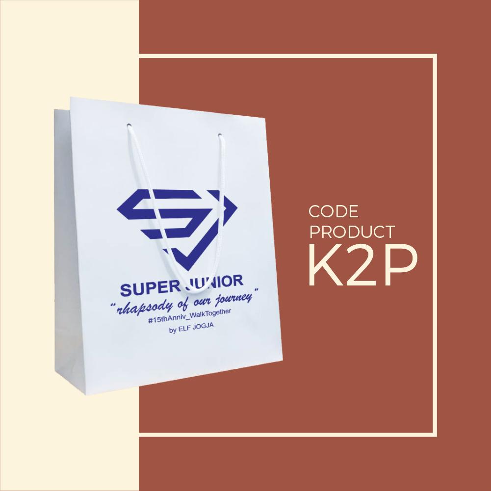 Paper Bag Souvenir Premium