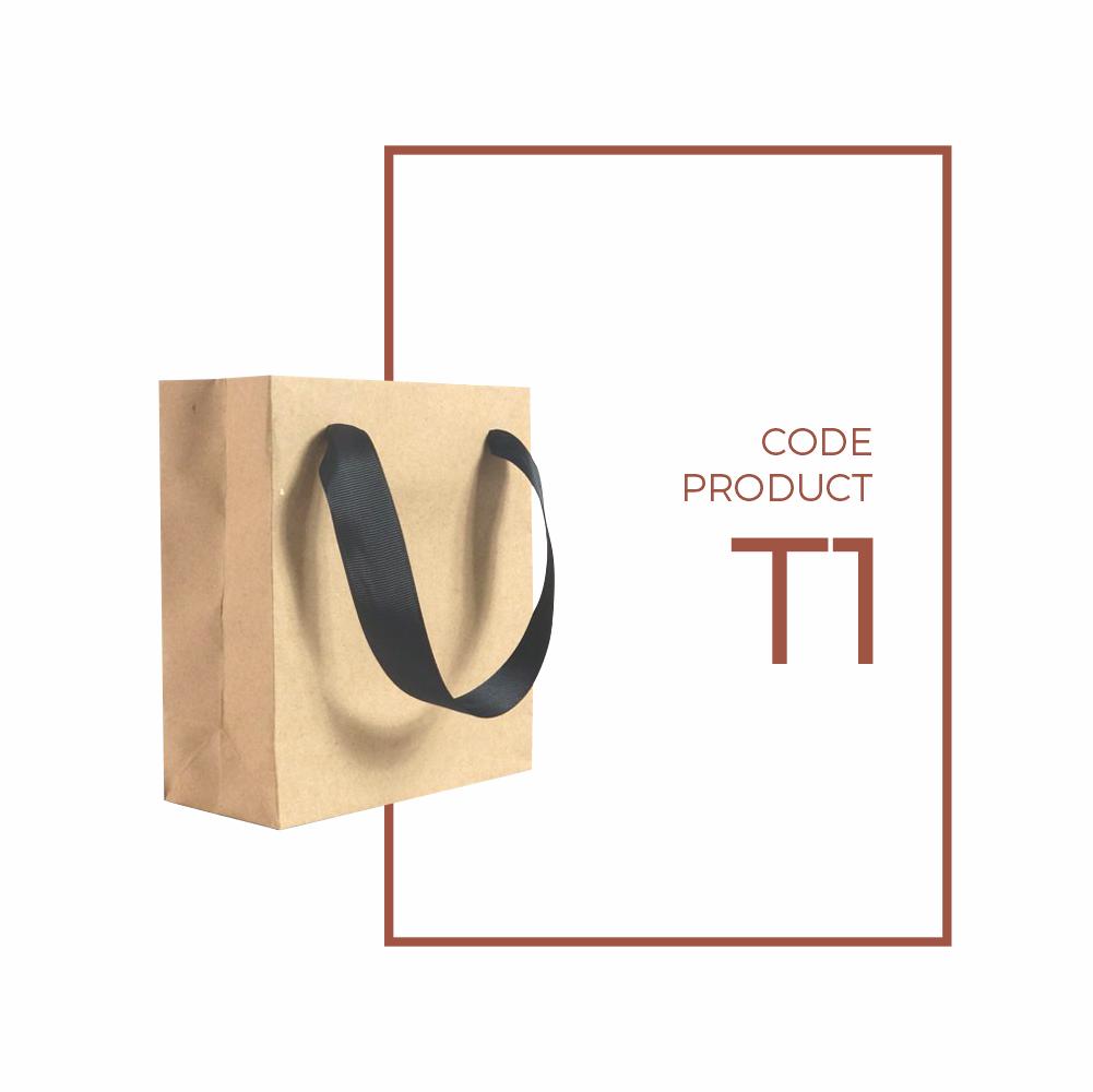 Paper Bag (tas kertas) Souvenir Custom