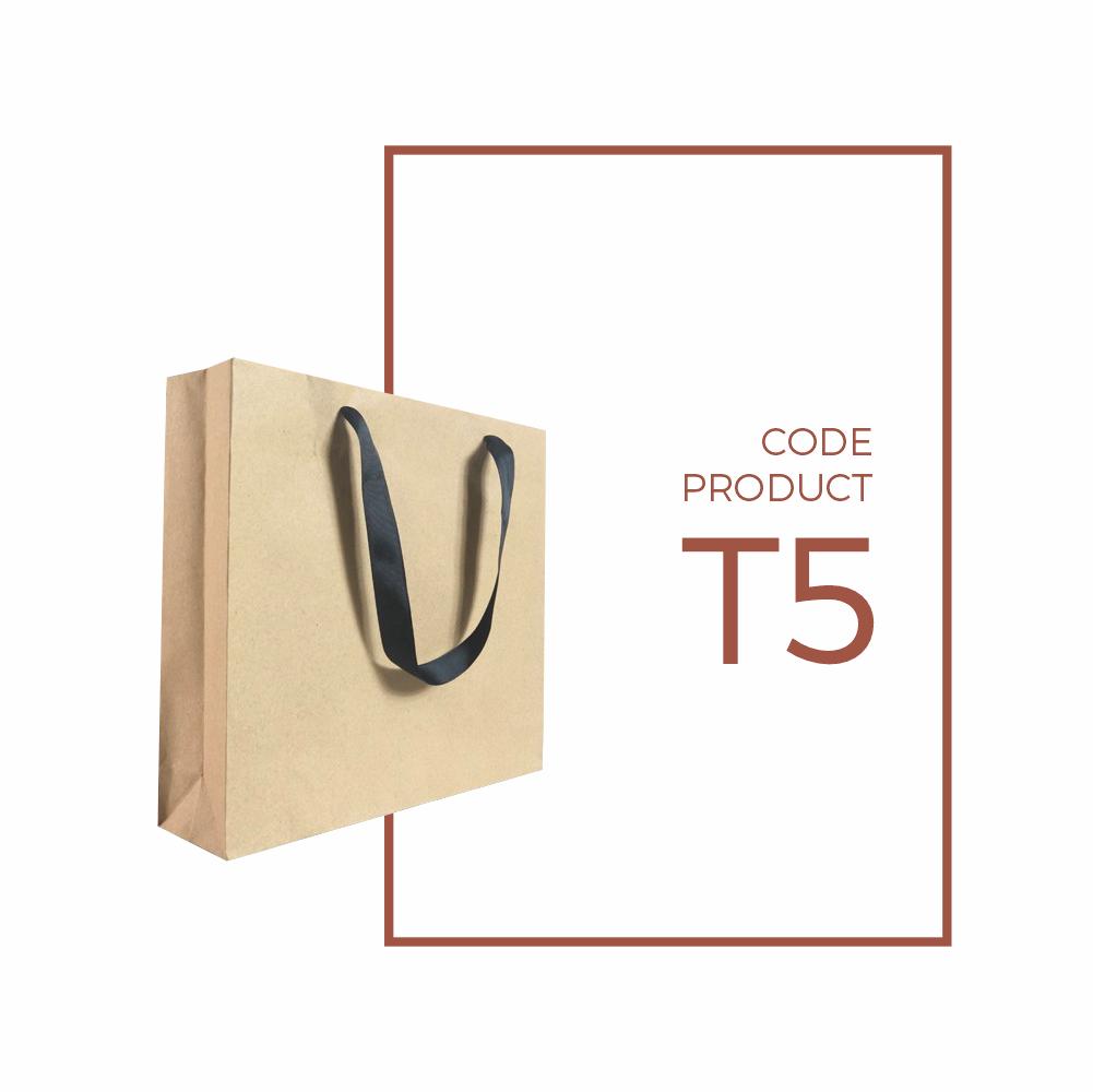 Paper Bag (tas kertas) Fashion Custom