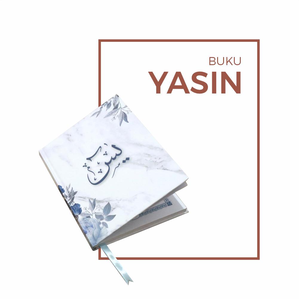 Souvenir Buku Yasin Murah