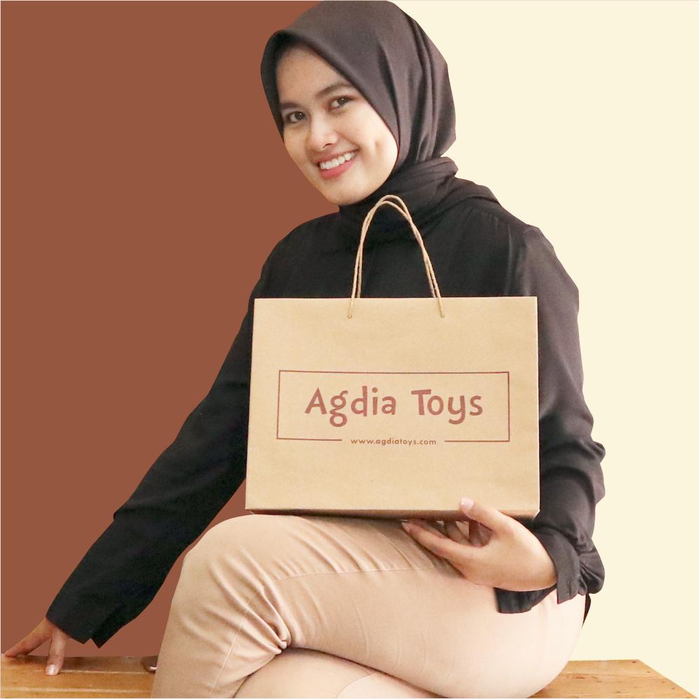 Paper Bag Sablon Fashion Murah Berkualitas