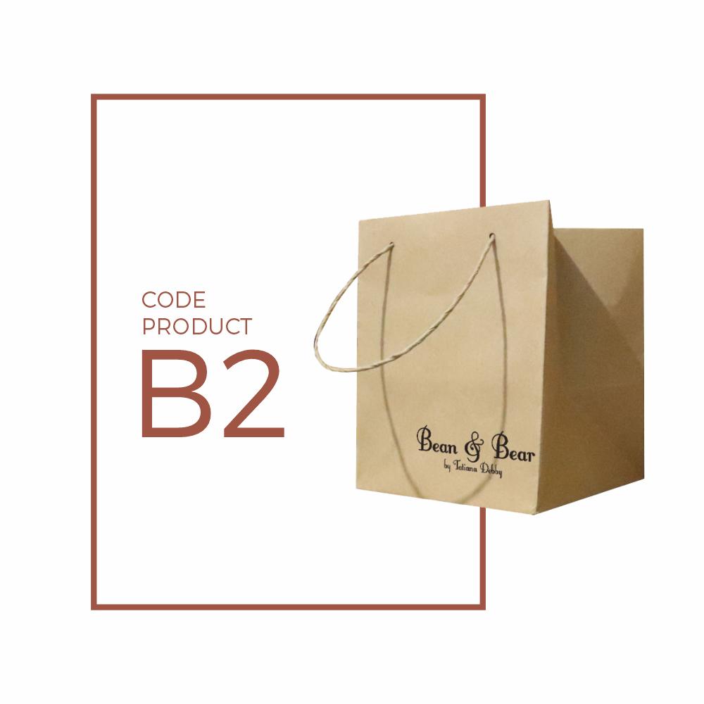 Paper Bag Box Makanan Ringan