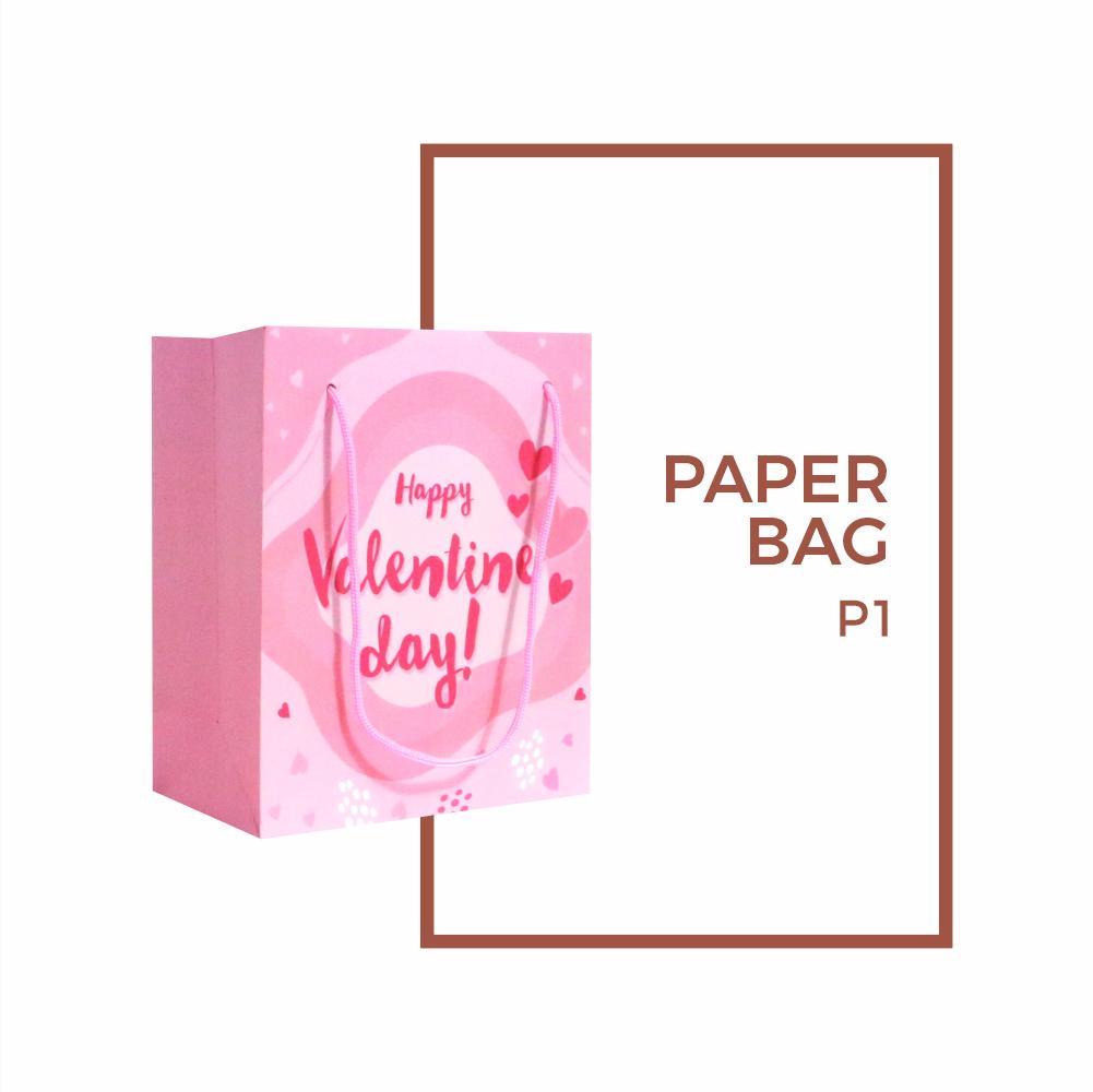 Paper Bag Premium Cetak Print Murah (P1)