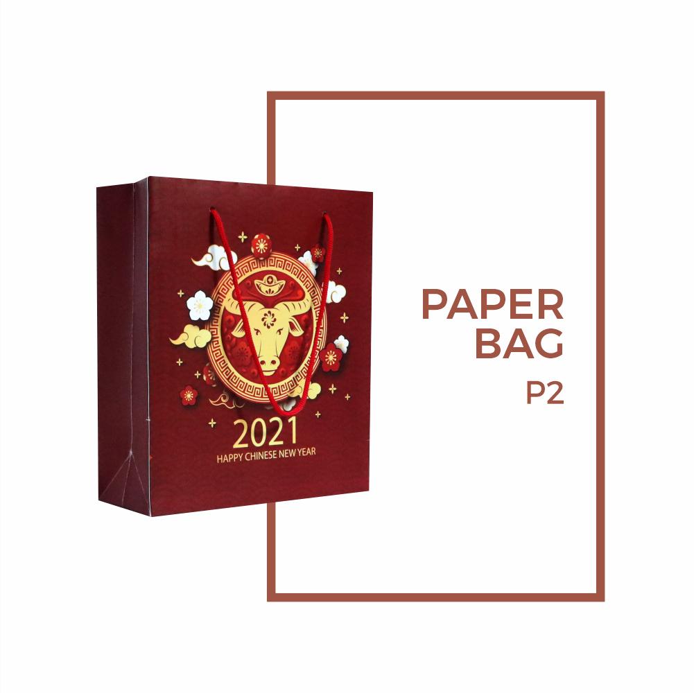 Paper Bag Premium Cetak Print Murah (P2)