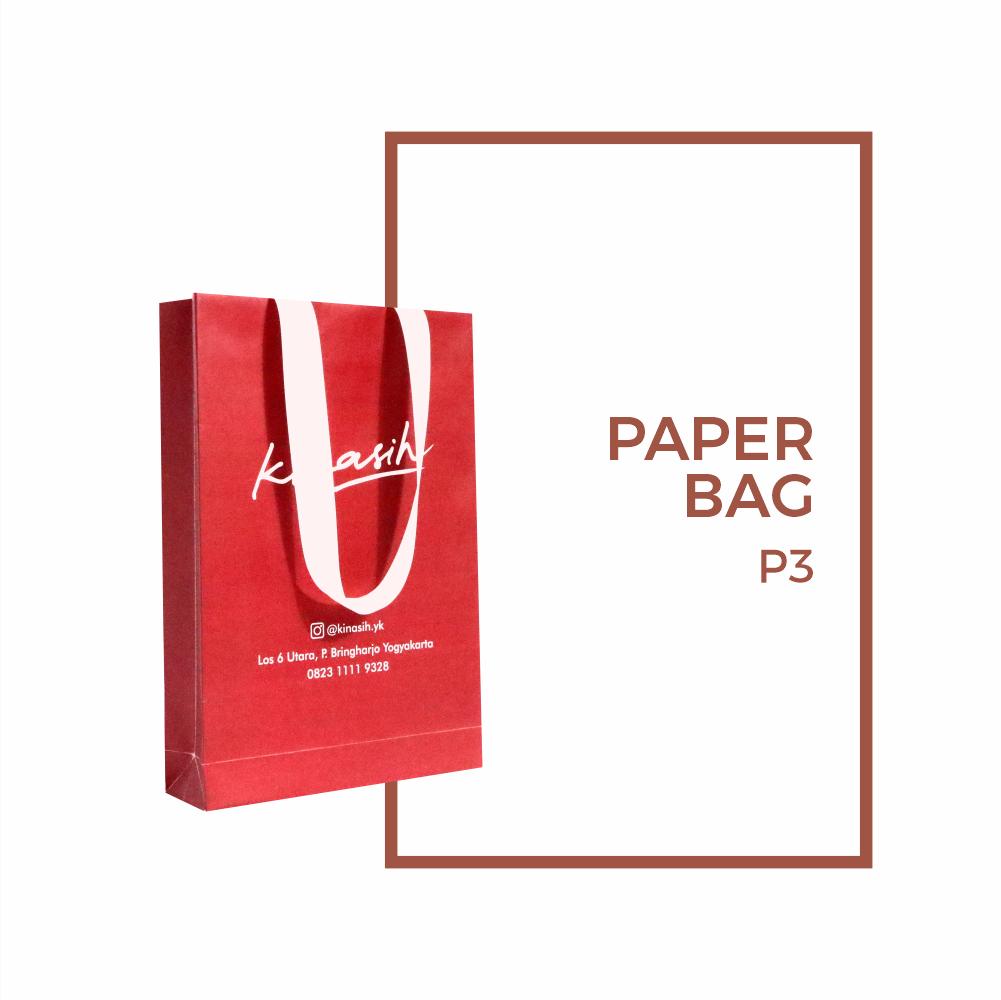 Paper Bag Premium Cetak Print Murah (P3)