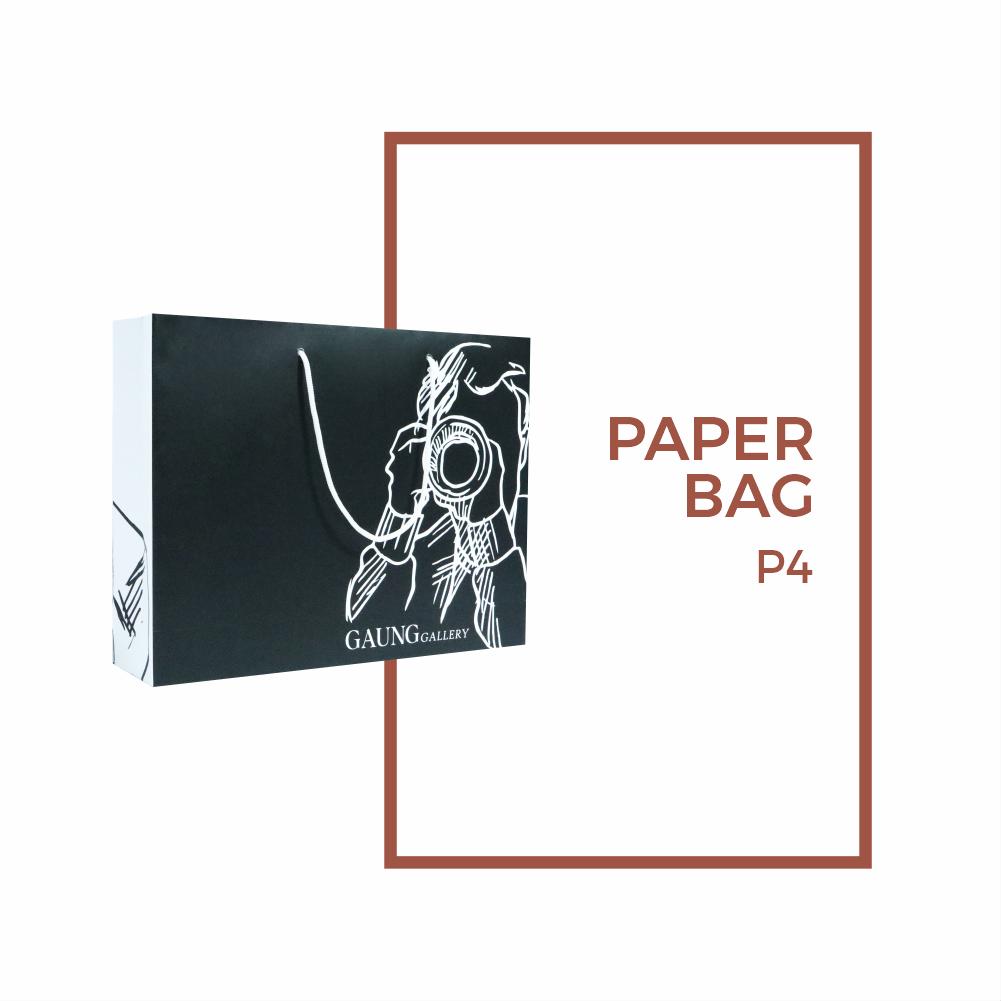 Paper Bag Premium Cetak Print Murah (P4)