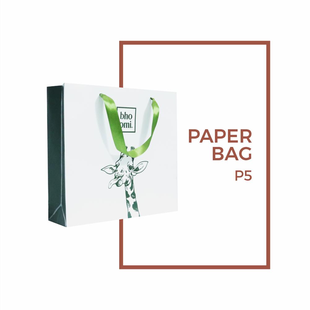 Paper Bag Premium Cetak Print Murah (P5)